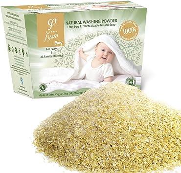 Detergente en Polvo para Ropas de Bebé - Fabricado a partir de ...