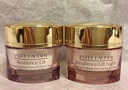 New Look Estee Lauder Resilience Lift Day and Night Cream Deluxe Gift Set