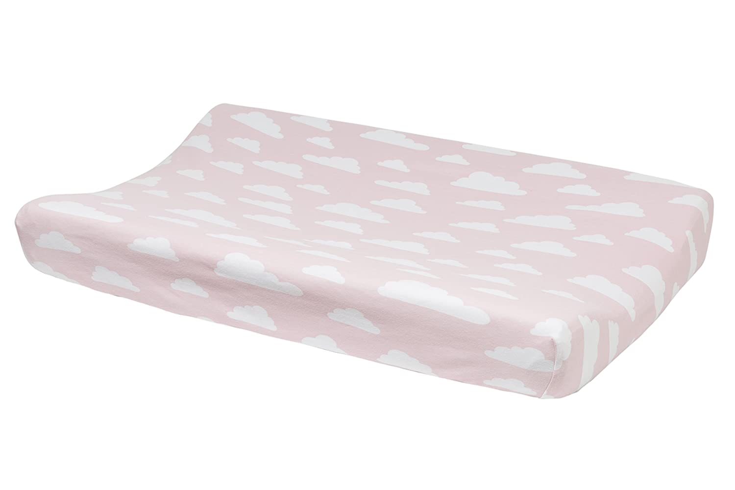 Meyco 516093/Changing Mat Double Wedge Cloud Cover Light Pink