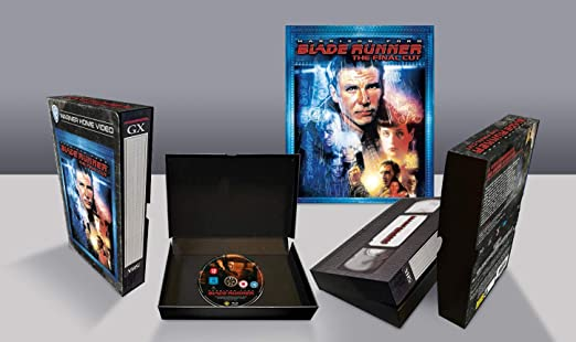 Blade Runner Final Cut Vhs Vintage Pack Edizione Limitata Italia ...