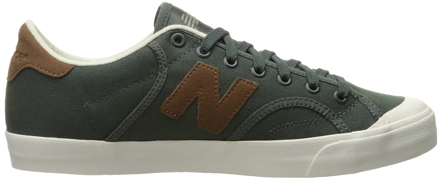 New Balance Men's PROCTS1 Classic Court Fashion Sneaker, Grove/Carafe, 8.5 D US