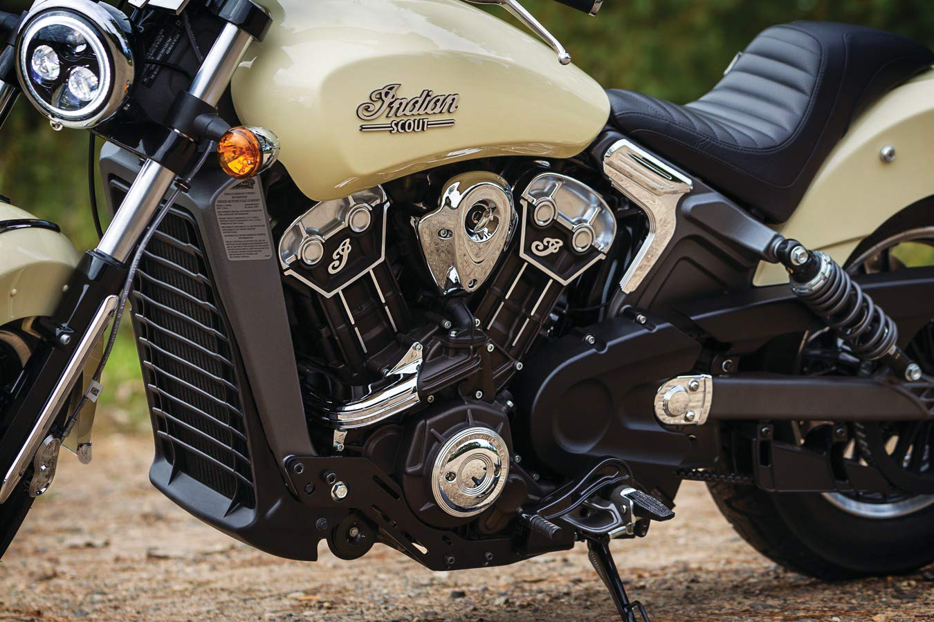 Kuryakyn 5662 Chrome Motorcycle Accent