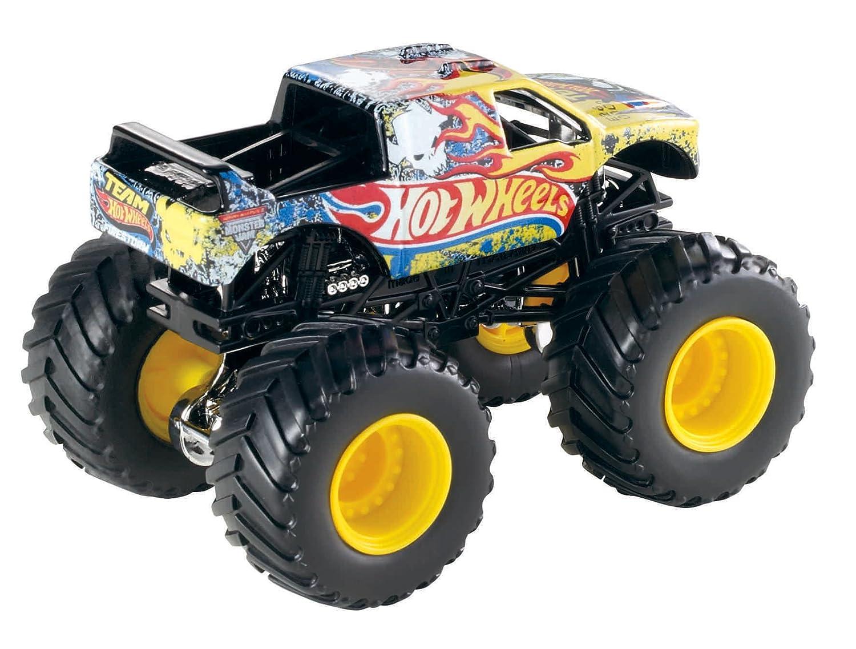amazon com wheels monster jam double destruction playset