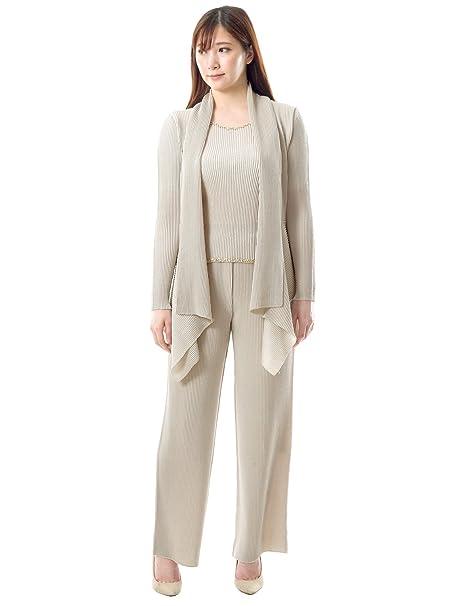 Amazon.com: Specchio Pliegues chaqueta de punto-like estilo ...