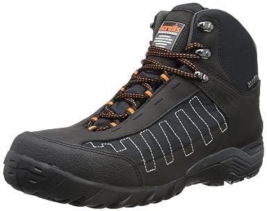 76de3abeaa2 Scruffs Men's Juro Hiker Safety Boots T51288 Black 12 UK, 46 EU - EN safety  certified
