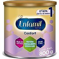 Enfamil Premium Promental Confort Fórmula Especializada para Lactantes de 0 a 12 meses Lata de 800 gramos