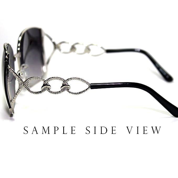 GB3-S1 GOLDEN BRIDGE Eyewear Sexy Oversized Aviator Womens ...