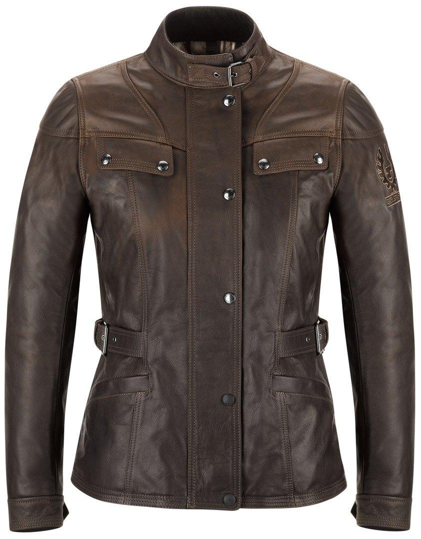 Belstaff Crystal Palace mujer chaqueta de piel: Amazon.es ...