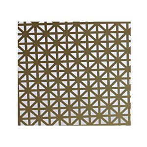 M-D Building Products 57141 Unionjack Metal Sheet, Albras