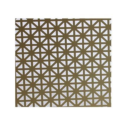 M D Building Products 57141 Unionjack Metal Sheet Albras Hardboard