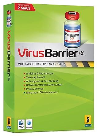intego virusbarrier x6 for mac