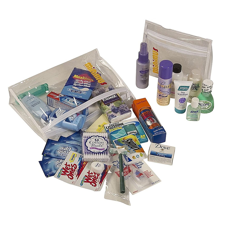 Amazon.com | Minimus Female Personal Care Travel Kit (As Shown ...