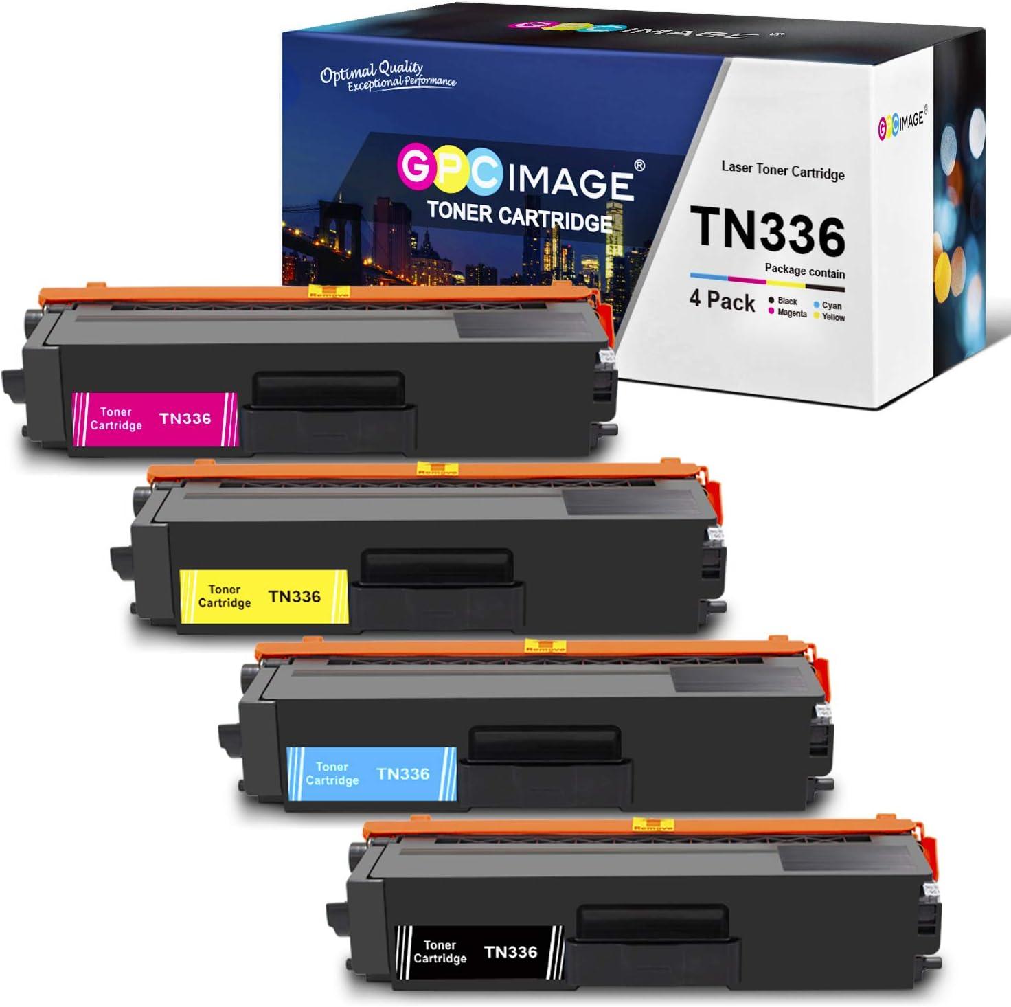 Lot Toner TN315 TN310 Set for Brother MFC-9460CDN MFC-9560CDW MFC-9970CDW