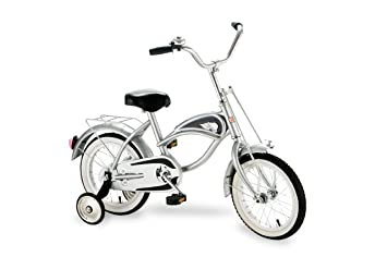 Morgan Cycle 14 Cruiser Bicycle With Training Wheels