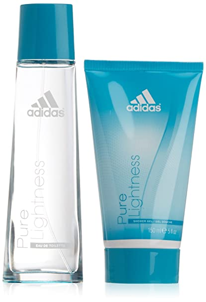 Adidas Pure lightness - Agua de colonia woman (75 ml) + gel de ducha