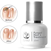 Fungal Nail Treatment by Eylleaf - Nail Fungus Gel for Toenail or Nail Infection with Tea Tree Oil and Neem Oil 15ml