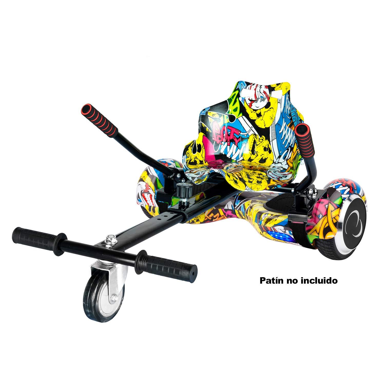 ventas al por mayor MultiColor SMARTGYRO Go-Kart Pro Soporte Adaptable Adaptable Adaptable para patín eléctrico, Unisex Adulto  preferente