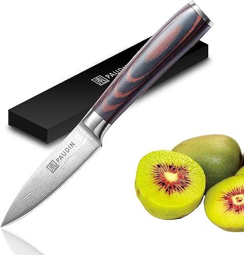 PAUDIN 3.5 Inch Kitchen Knife