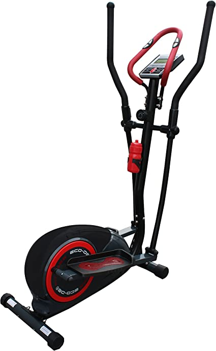 ECO-DE Bicicleta Elíptica Elliptical Bike: Amazon.es: Deportes y ...