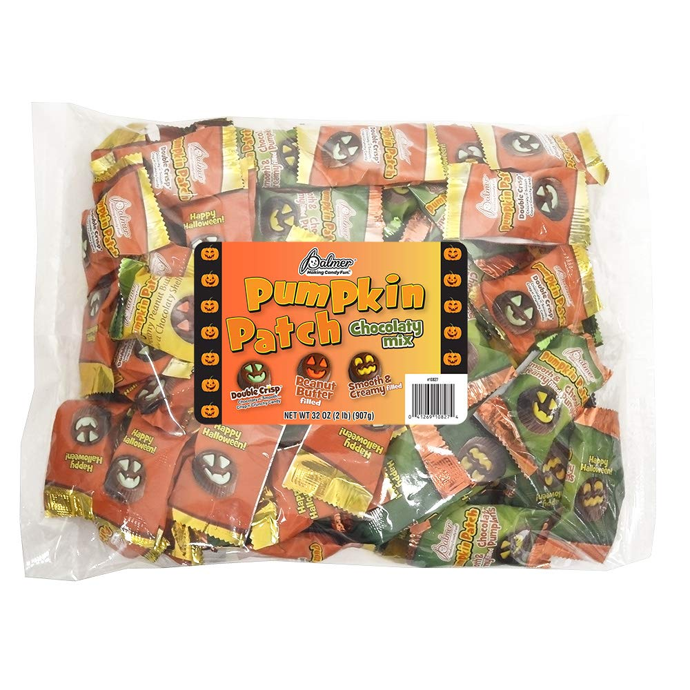 R.M. Palmer calabaza Patch Mix – Bulk Bag, diversión tamaño ...