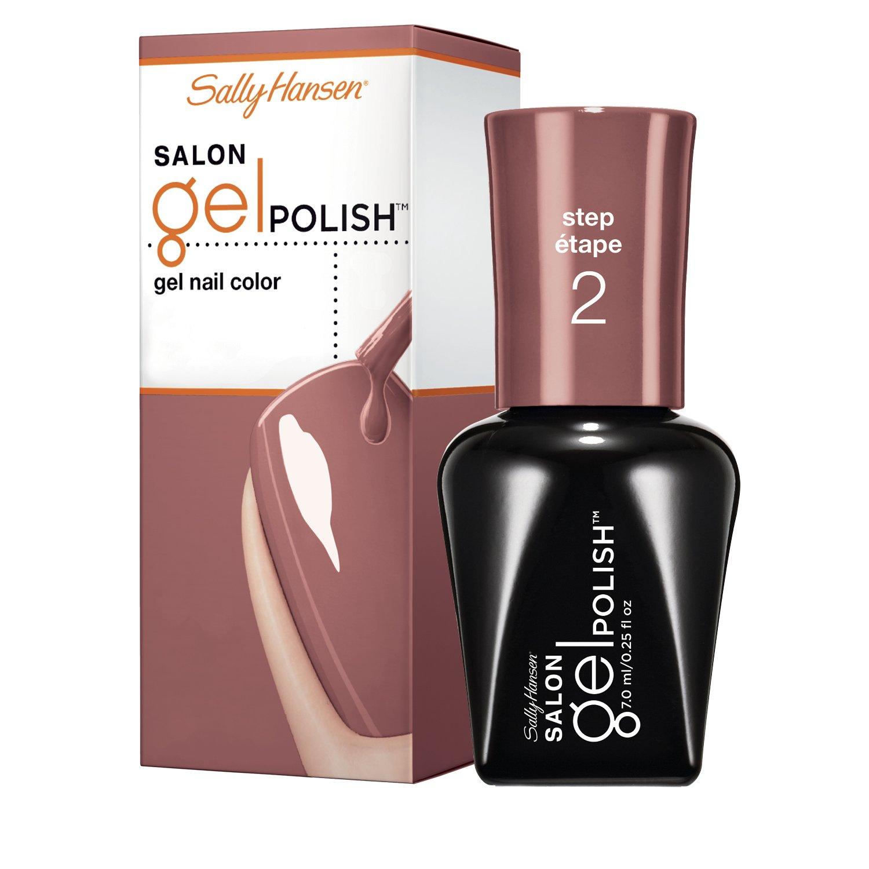 Amazon.com : Sally Hansen Salon Pro Gel, Commander In Chic, 0.25 ...