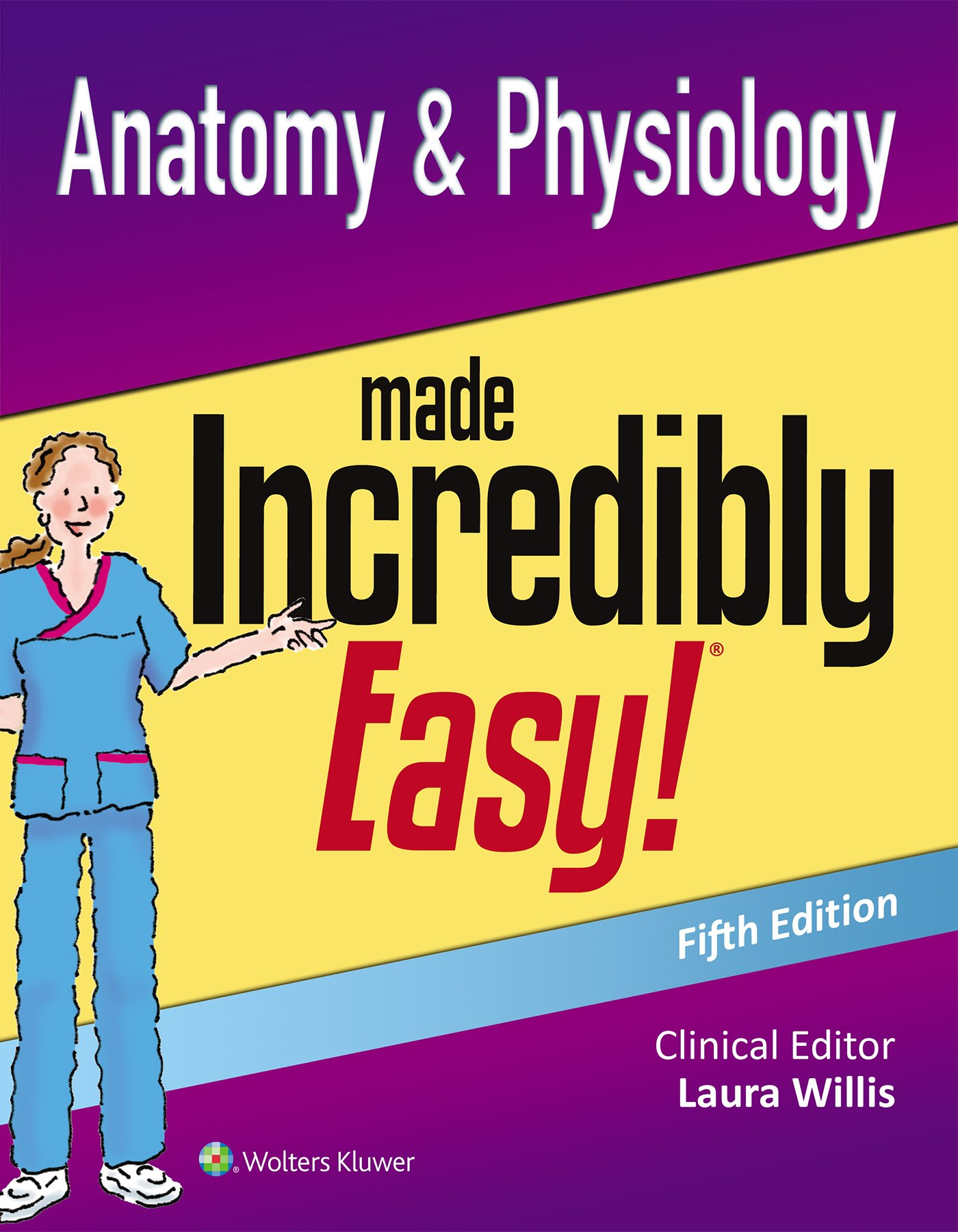 Anatomy and Physiology Made Incredibly Easy: Lippincott Williams ...