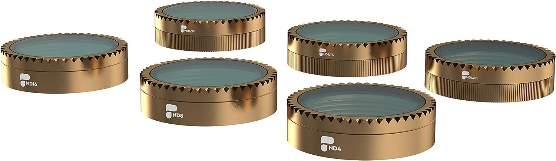 Polarpro Kino Serie Filter 6 Pack Für Dji Mavic Air Kamera