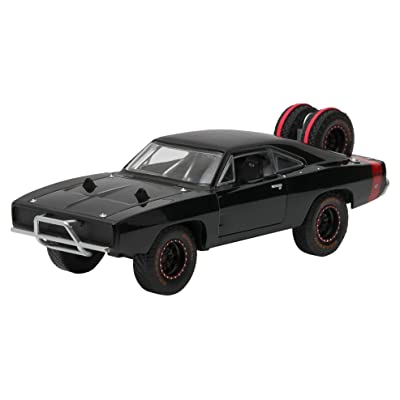 Greenlight 2014 Fast 7 - 1970 Dodge Charger R/T - Off-Road Version Die Cast Car (1:43 Scale): Toys & Games [5Bkhe0405111]