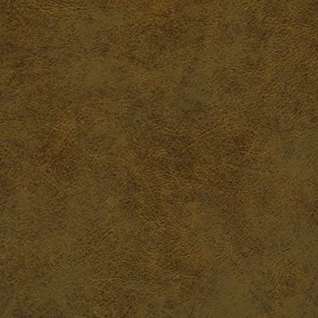 Chesapeake HTM49425 Bomber Brown Faux Leather Wallpaper