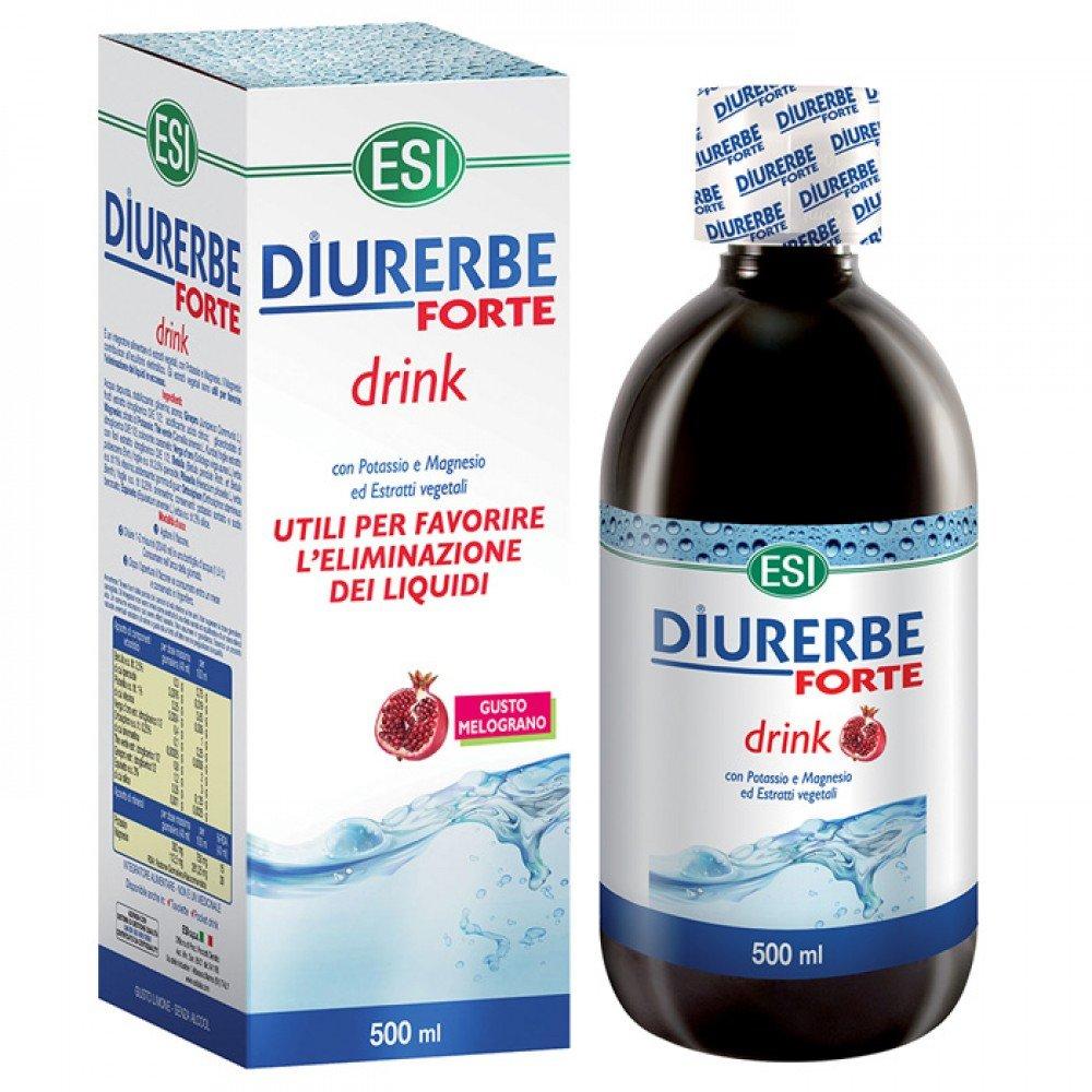 DIURERBE FORTE FLUIDO GRANADA (500ML.) *: Amazon.es: Salud y cuidado personal