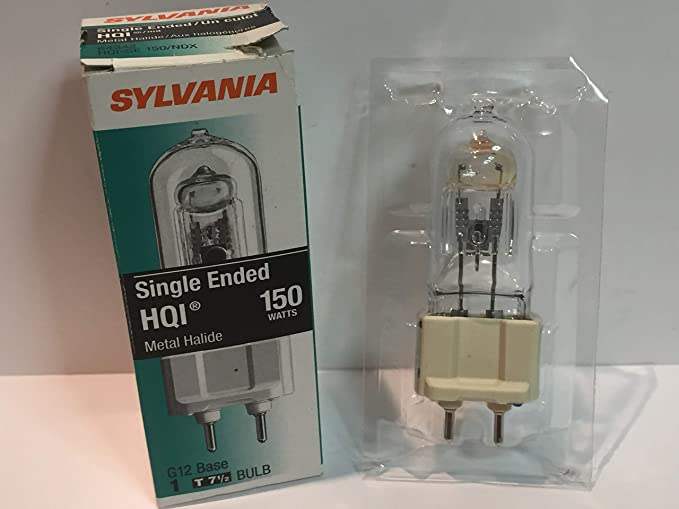 REPLACEMENT BULB FOR OSRAM SYLVANIA HQI-SE150//NDX HQI-T 150 W//NDL 150W