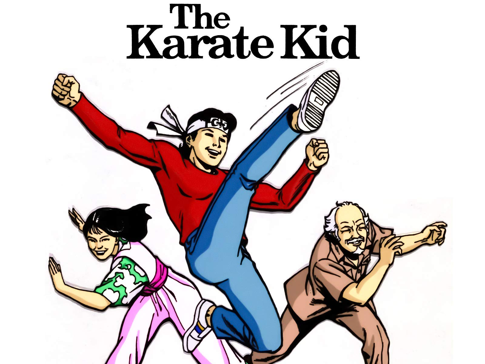 Watch Karate Kid The Animated Prime Video