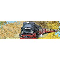 Tren Electrico Orient Express METALICO con LUZ Puente