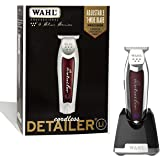 Wahl Professional 5-Star Series Lithium-Ion Cord/Cordless Detailer Li #8171 Ultra Close Trim from the Line Loved by Barbers- 100 Minute Run Time