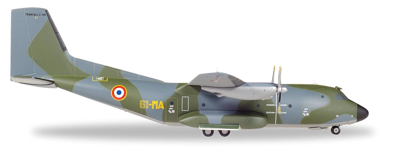 ofrecemos varias marcas famosas Herpa 558877.0 French Force armée de l 'Air 'Air 'Air transall C de 160 – Transporte Squadron 61, Orleans de bricy AB, 1967 – 61 DE MA R1, avión  servicio honesto