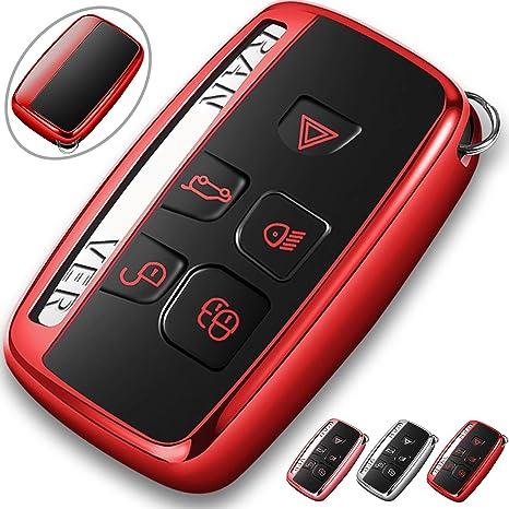 Amazon.com: COMPONALL - Funda para llave de coche para Rover ...