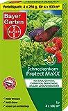 Bayer Jardin Protect Maxx escargot Grain, bleu, 1000gm
