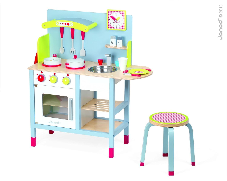 Amazon.com: Janod Picnik Duo Kitchen: Toys & Games