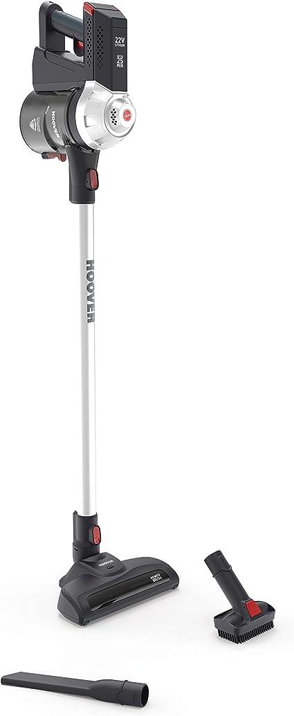 Hoover Freedom FD22G - Aspiradora escoba sin cable,ciclónico,especial hogar,batería ion litio 22V,hasta 25mins, 0,7L, cepillo motorizado, accesorios para tapicería y zonas estrechas: Hoover: Amazon.es: Hogar