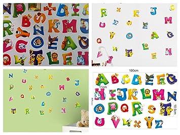 Diamondhead Tier Buchstaben ABC Kinder Kinderzimmer Wandsticker Für  Privatanwender