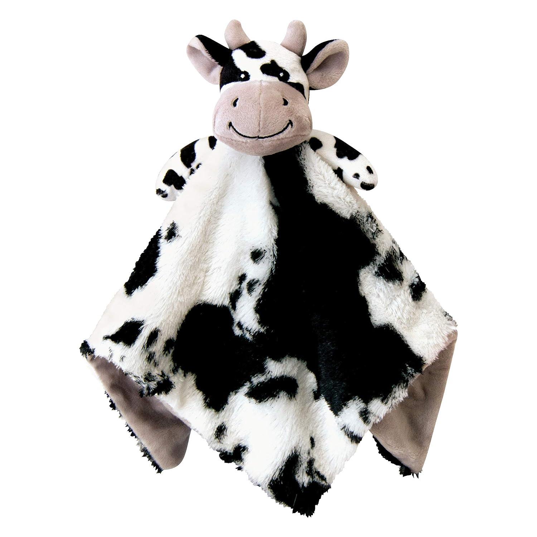Trend Lab Cow 4 Piece Plush Gift Set Bucket