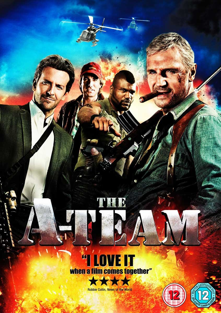 Amazon.com: The A-Team [DVD]: Movies & TV
