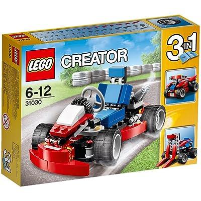LEGO Creator 31030 Rotes Go-Kart: Toys & Games