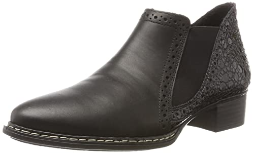 Rieker Damen 53652 Chelsea Boots