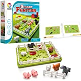 SmartGames Smart Farmer Board Game, a Fun, STEM Focused Cognitive Skill-Building Brain Game and Puzzle Game for Ages 5…