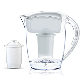 Santevia 2.1L Alkaline Water Pitcher
