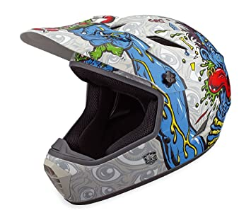 Bell Drop - Casco de Ciclismo, 2019781, Grey/Blue Jimbo ...