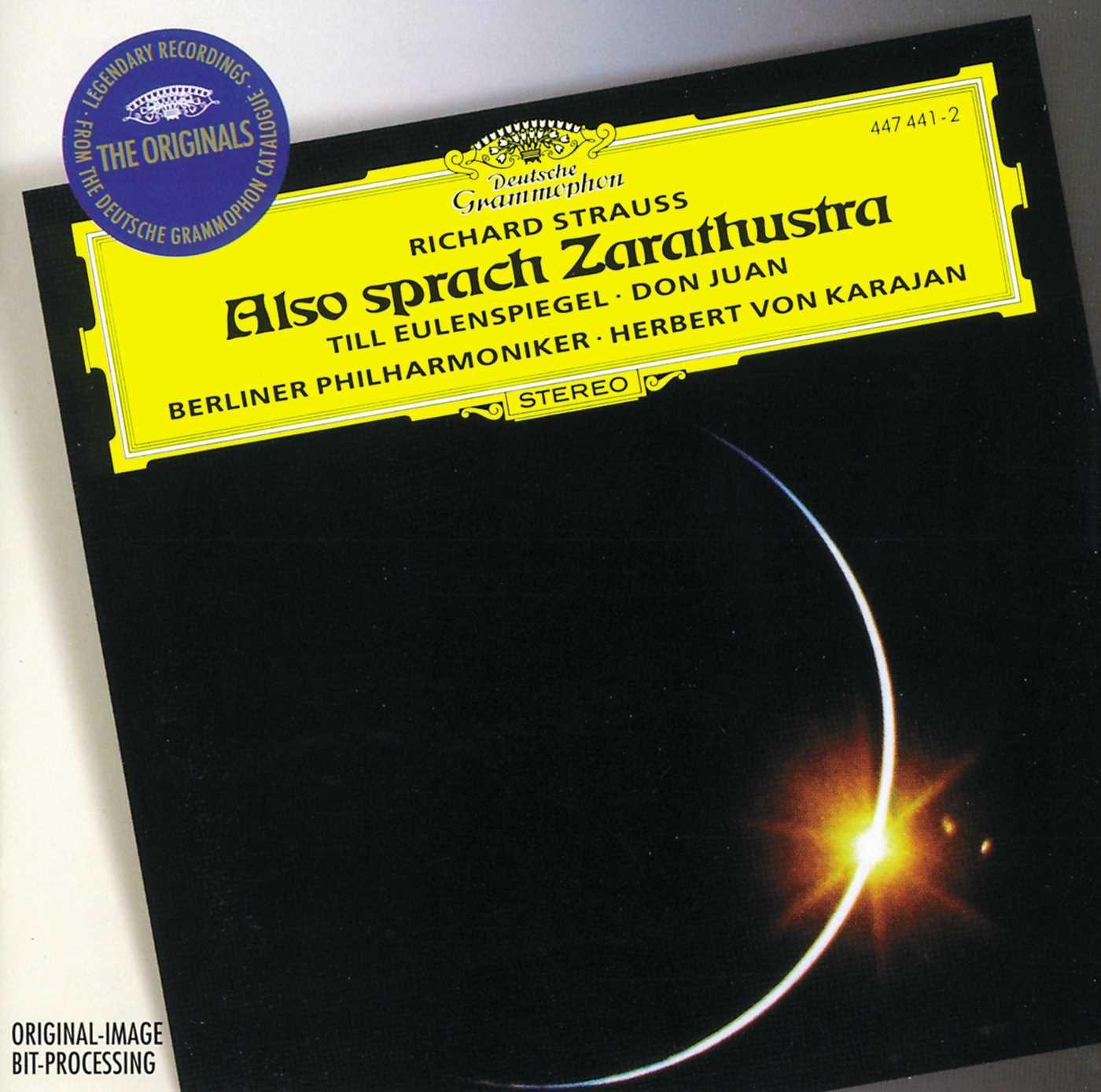 Strauss: Also Sprach Zarathustra; Till