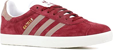 adidas gazelle burgundy