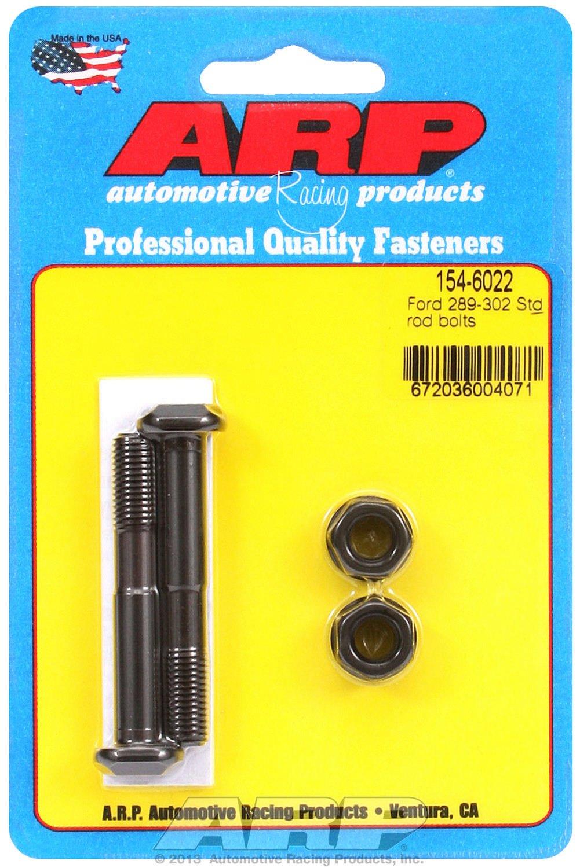Fits 289-302 2 ARP 154-6022 SBF Rod Bolt Kit